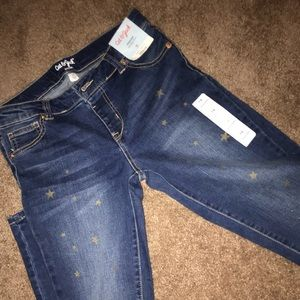 Cat &Jack Size 16 Jegging W/adjustable waist